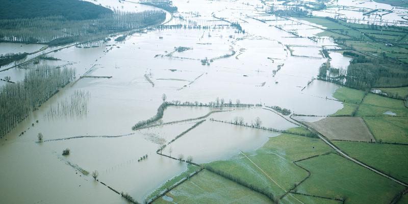 Inondation SAMBRE Hachette